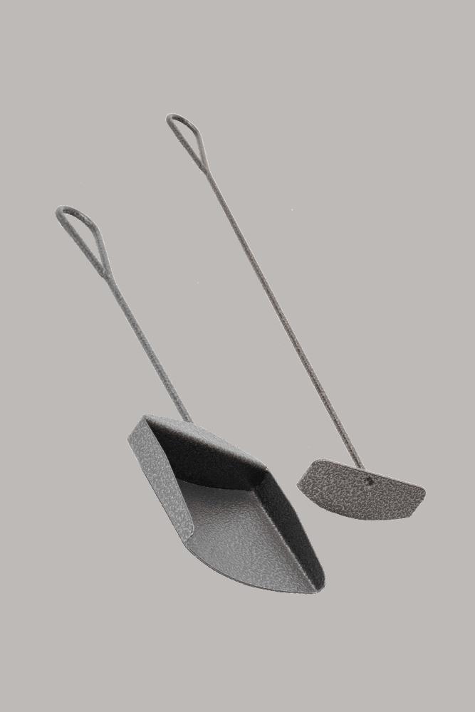 Ash Scraper and Shovel