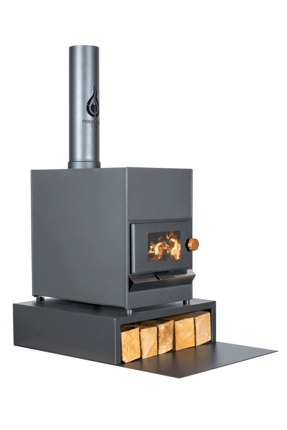Pyroclassic IV with Raised Bench - Side