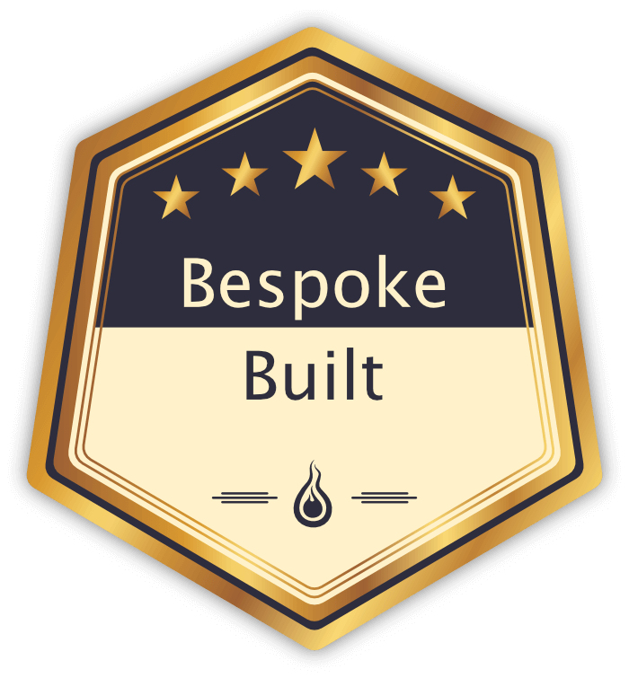 "Badge - ""Bespoke Built"""