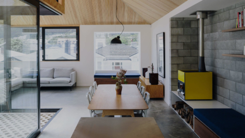 Patchwork Architects - Pyramid Scheme House